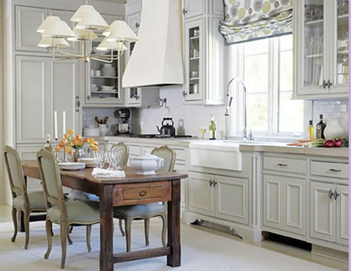 Cool kitchen curtains photo - 2