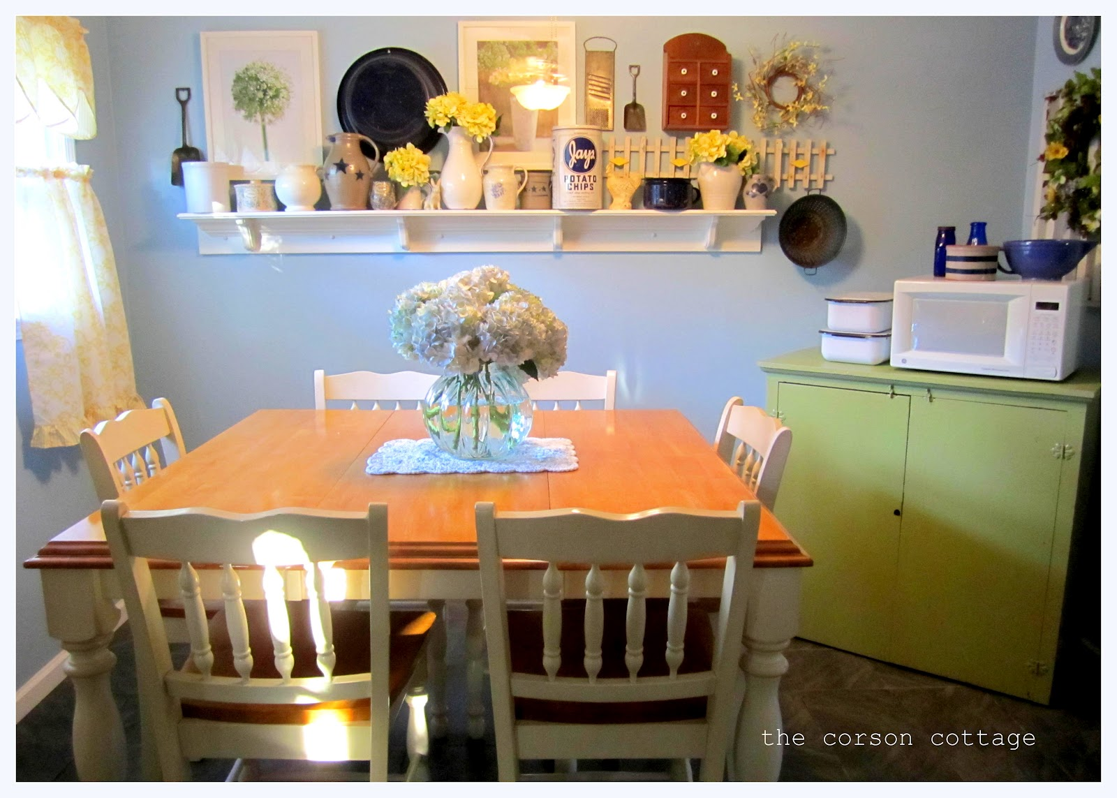 Cottage Style Kitchen Tables Cottage Kitchen Table Kitchen Ideas