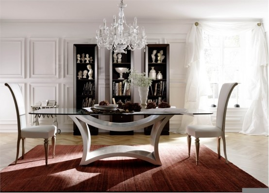 Country kitchen dining sets photo - 1