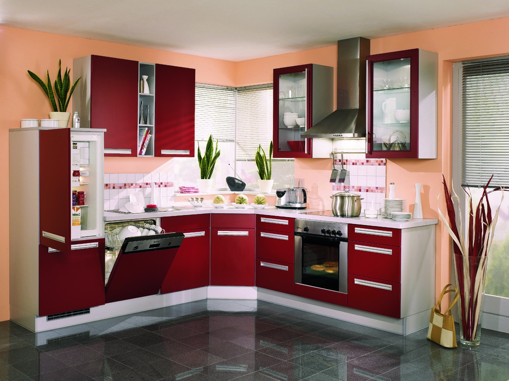 Country kitchen sets photo - 2