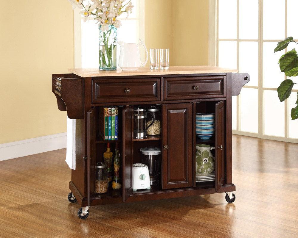 Crosley furniture kitchen island photo - 1
