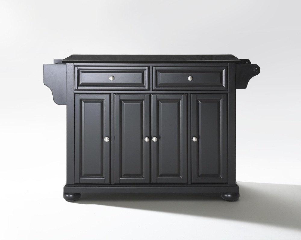 Crosley furniture kitchen island photo - 2