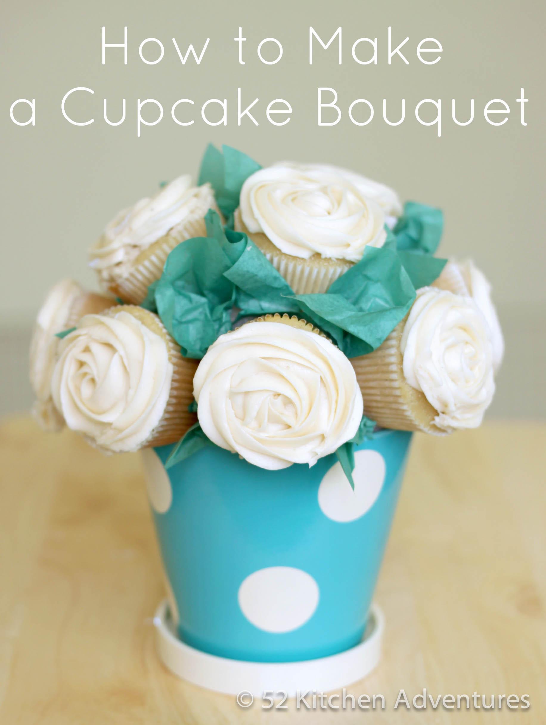 Cupcake decor for kitchen photo - 3