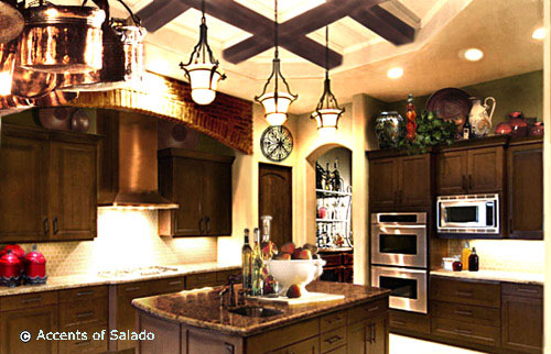 Decorative kitchen canisters photo - 2