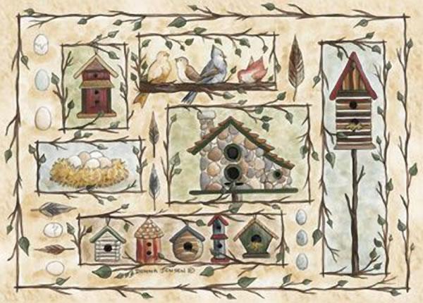 Decorative kitchen rugs photo - 1