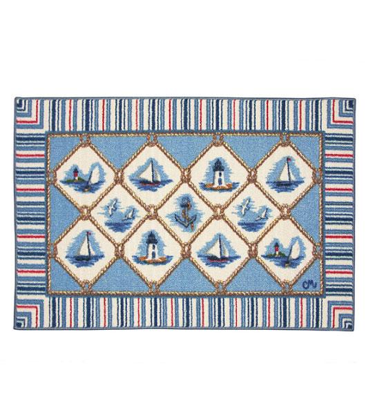 Decorative kitchen rugs photo - 2