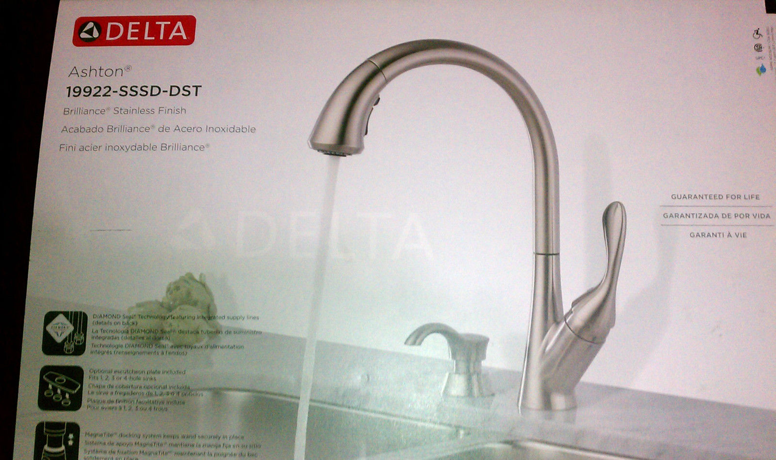 Delta 2 Handle Kitchen Faucets delta 2 handle kitchen faucet | kitchen ideas