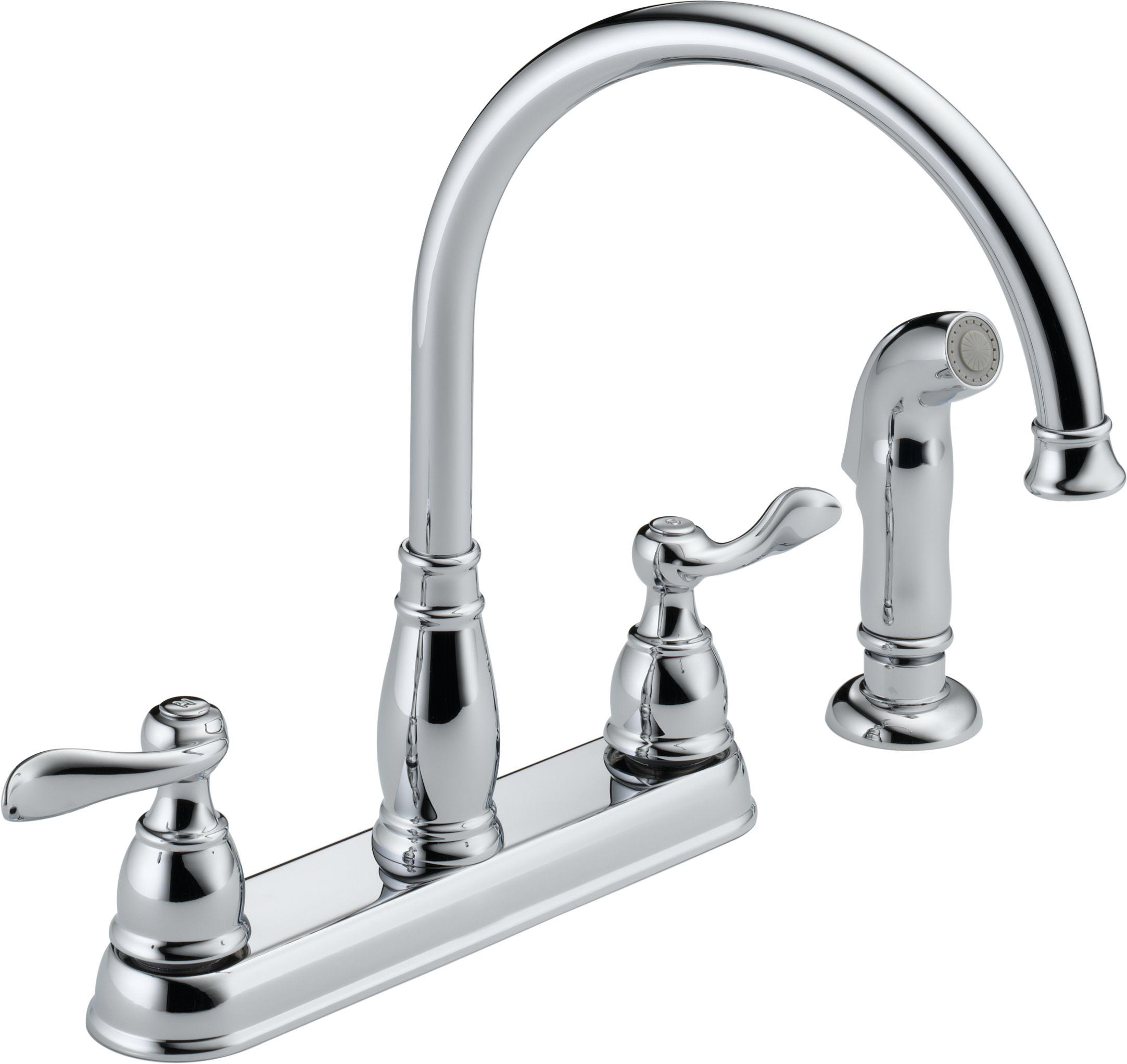Moen Kitchen Pullout Faucet Delta White Kitchen Faucets Best Kitchen Ideas 2017