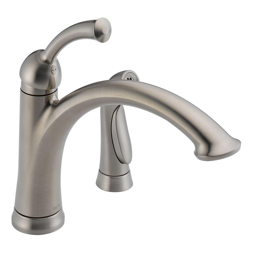 Delta lewiston kitchen faucet photo - 2