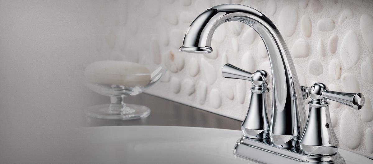 Delta lewiston kitchen faucet photo - 3