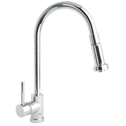 Double handle kitchen faucet photo - 2