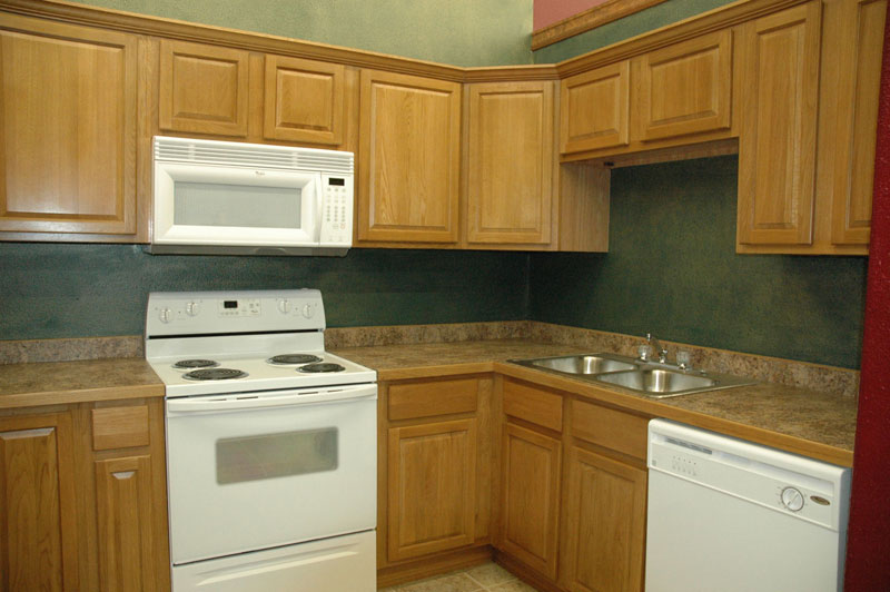 Drawer kitchen cabinets photo - 2