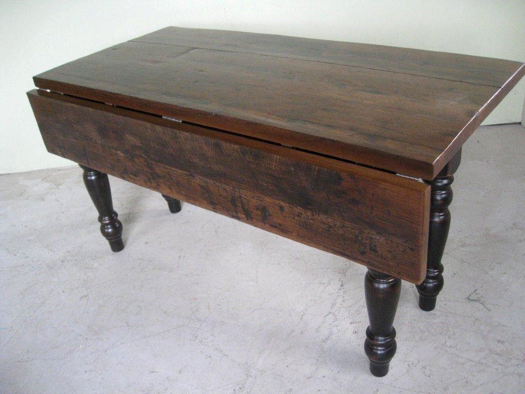 Drop leaf kitchen table photo - 2
