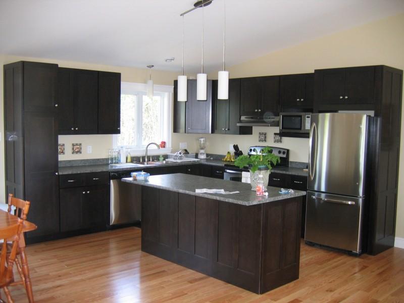 espresso kitchen island kitchen ideas