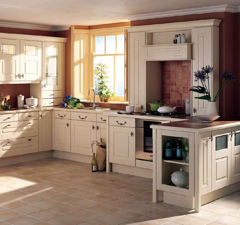 Farmhouse style kitchen table photo - 1