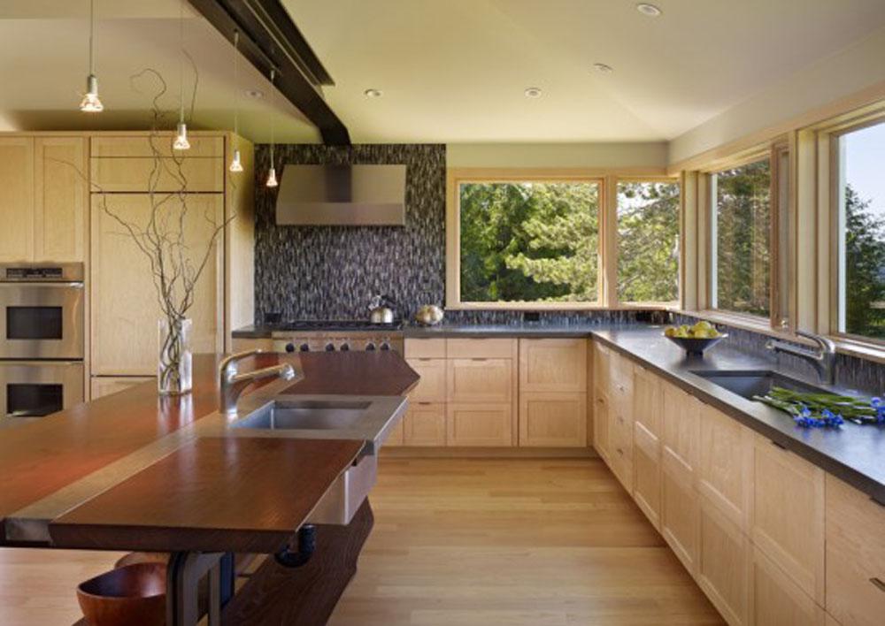 Farmhouse style kitchen table photo - 3