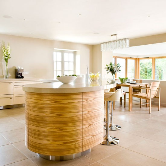 10 Photos To Floating Kitchen Island
