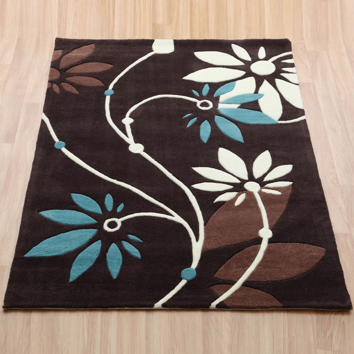 Floral Kitchen Rugs