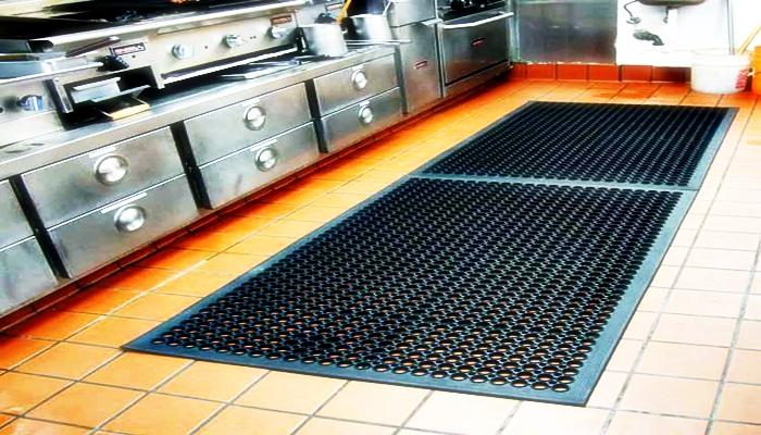 Foam kitchen floor mats photo - 3