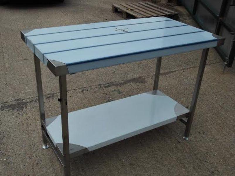 Fold away kitchen table photo - 1
