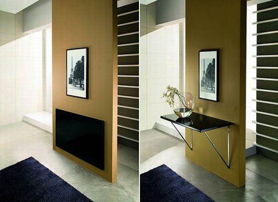 Foldable kitchen table photo - 1