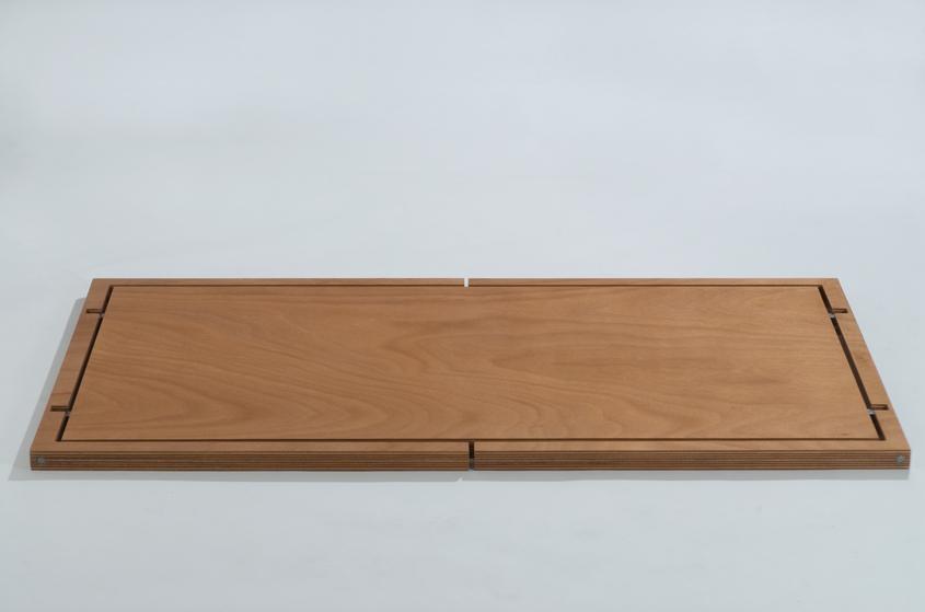 Folding kitchen table photo - 2