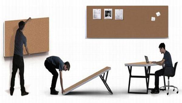 Folding kitchen table photo - 3