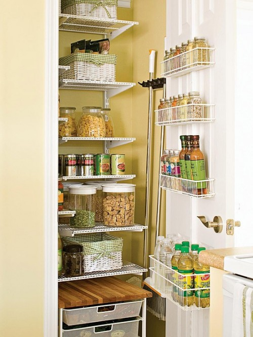Food pantry for kitchen photo - 2