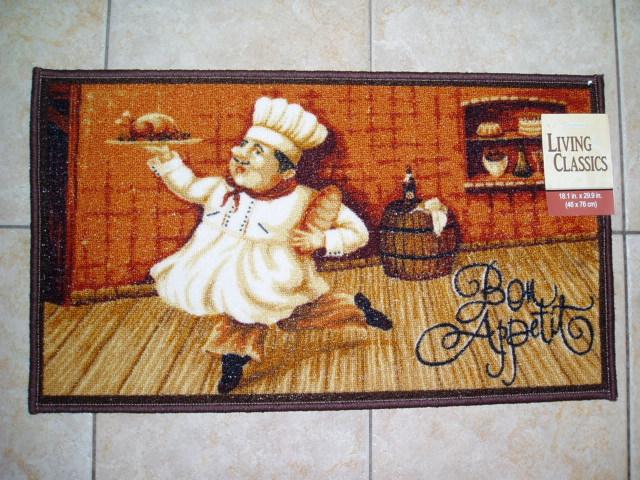 French kitchen mat photo - 2
