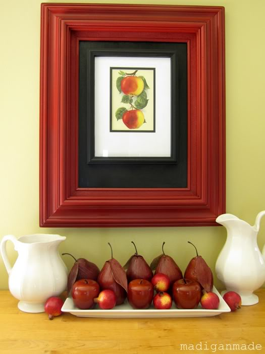 Fruit Decor For Kitchen Kitchen Ideas