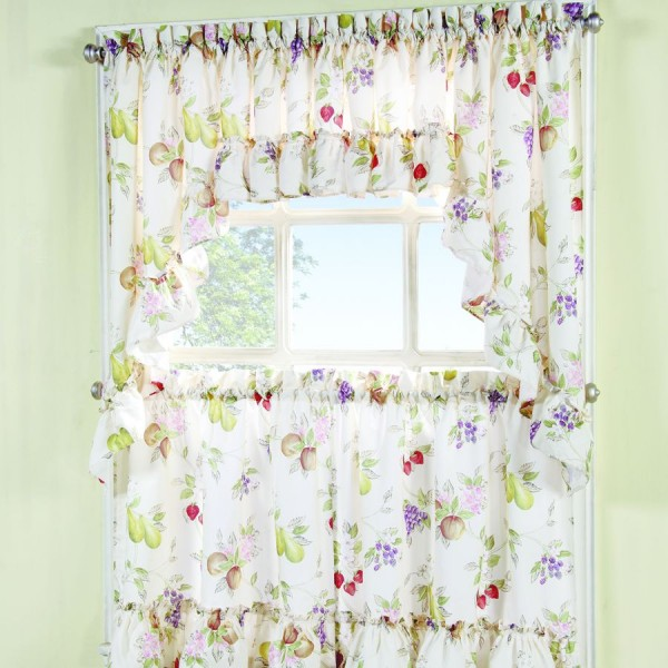 Fruit kitchen curtains | | Kitchen ideas