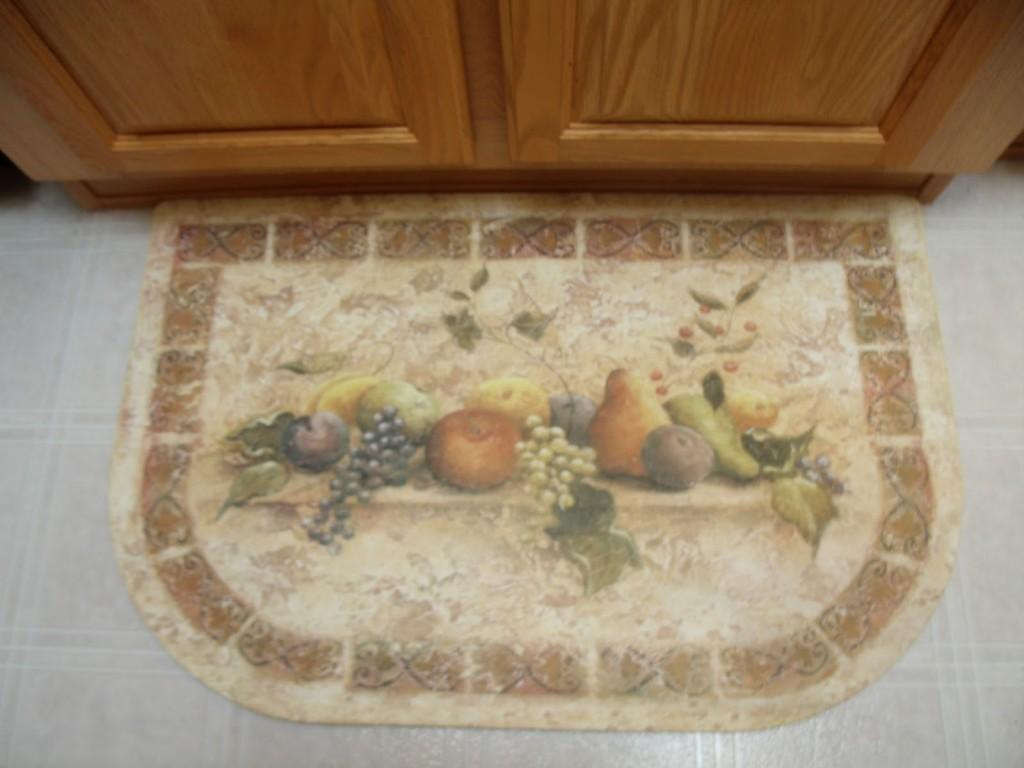 Fruit kitchen rugs photo - 3