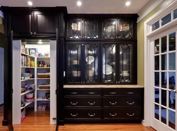Glass kitchen storage photo - 1