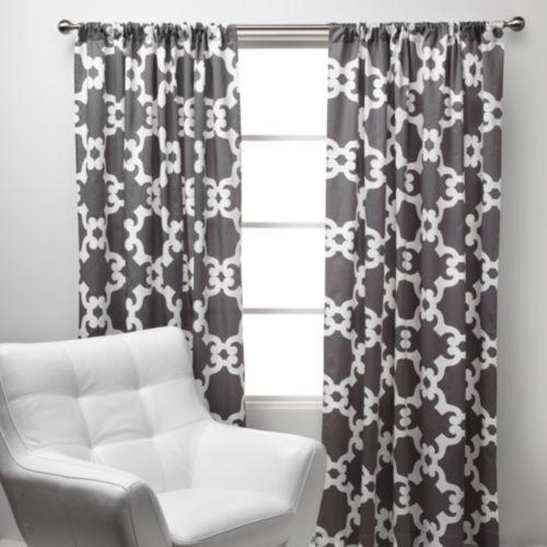 Grey Kitchen Curtains Photo   2