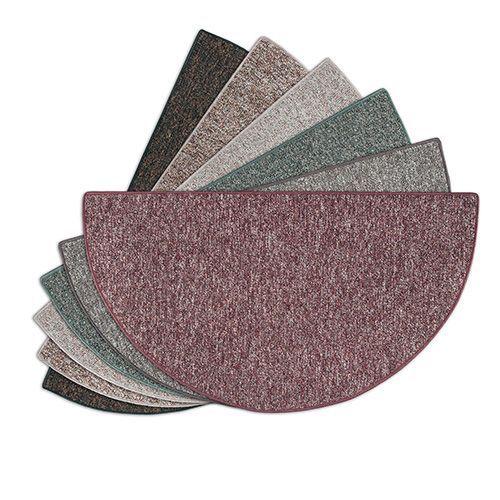 Half round kitchen rugs photo - 3