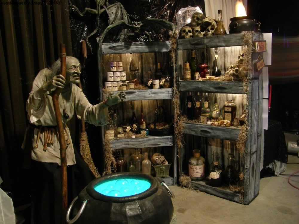 Halloween kitchen decor photo - 1