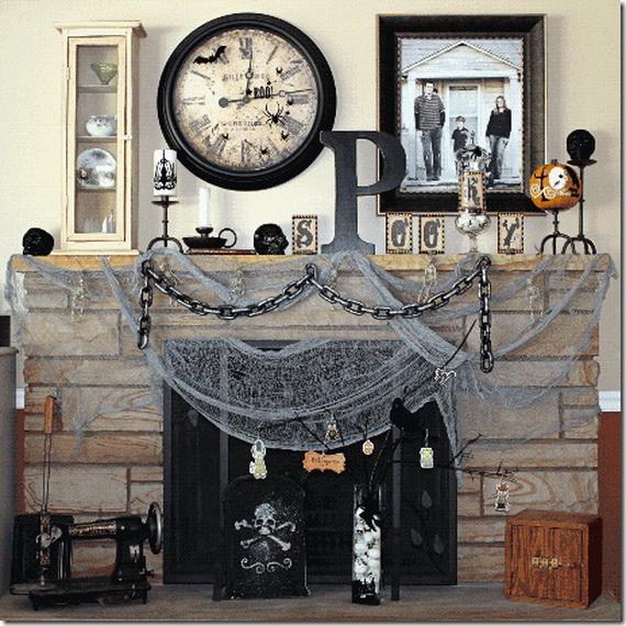 Halloween kitchen decor photo - 3