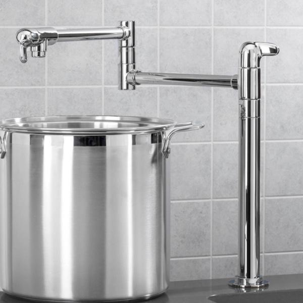 Hansgrohe allegro e kitchen faucet photo - 3