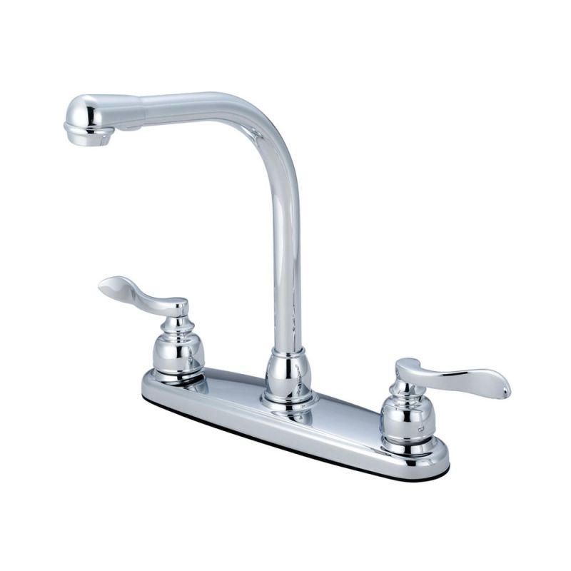 High arch kitchen faucet photo - 1