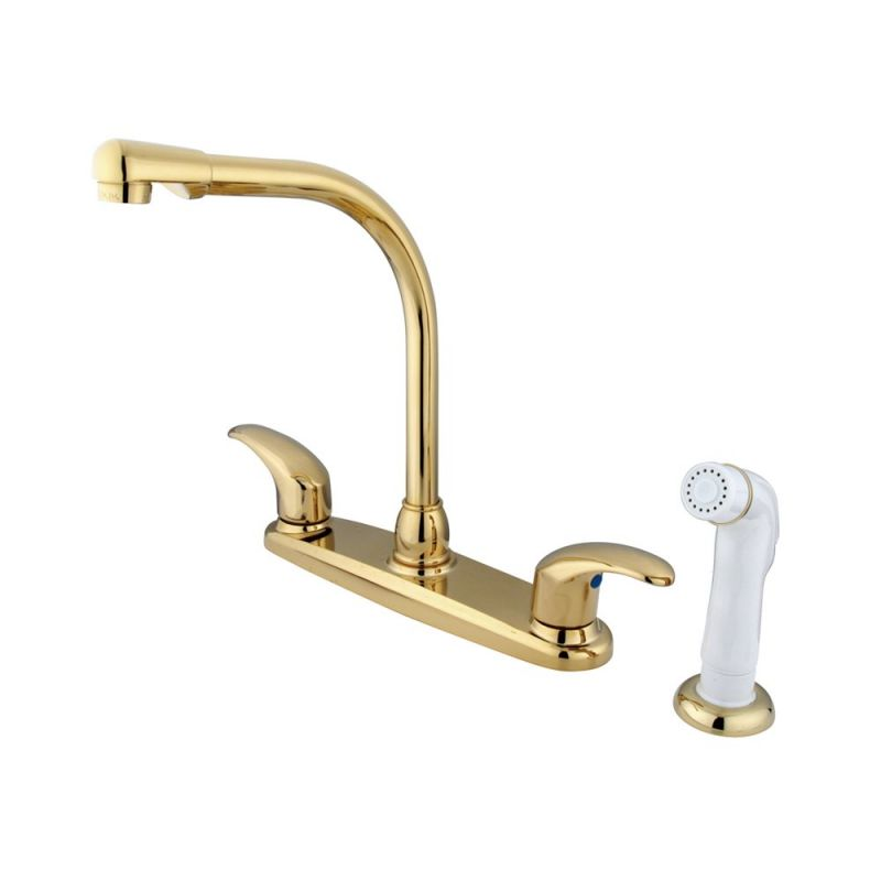 High arch kitchen faucet photo - 2