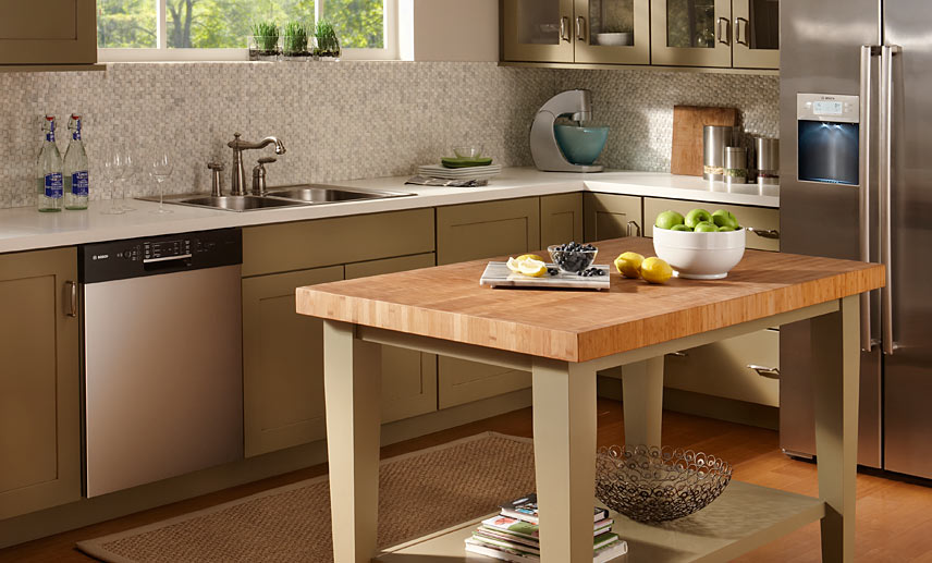 High end kitchen tables photo - 1