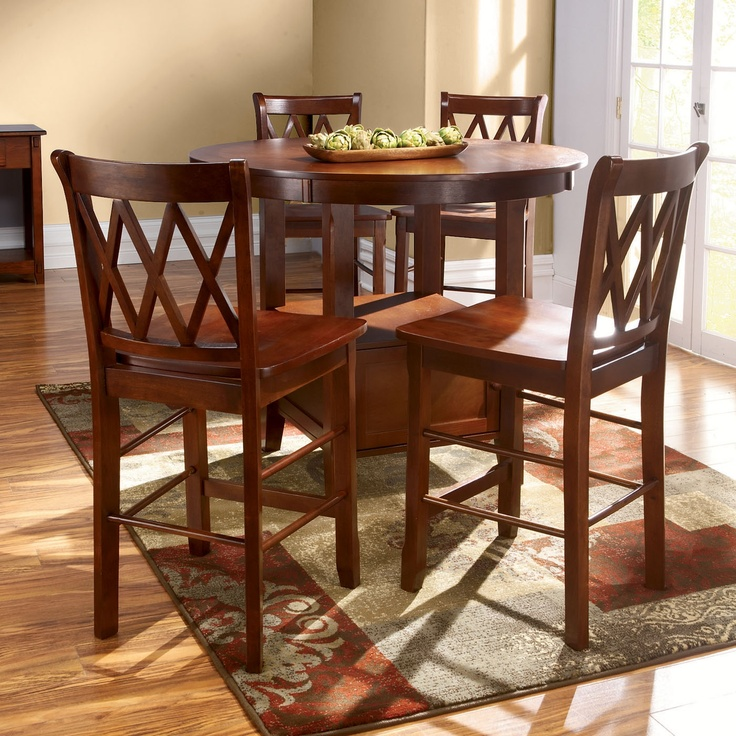 High top kitchen table sets photo - 1