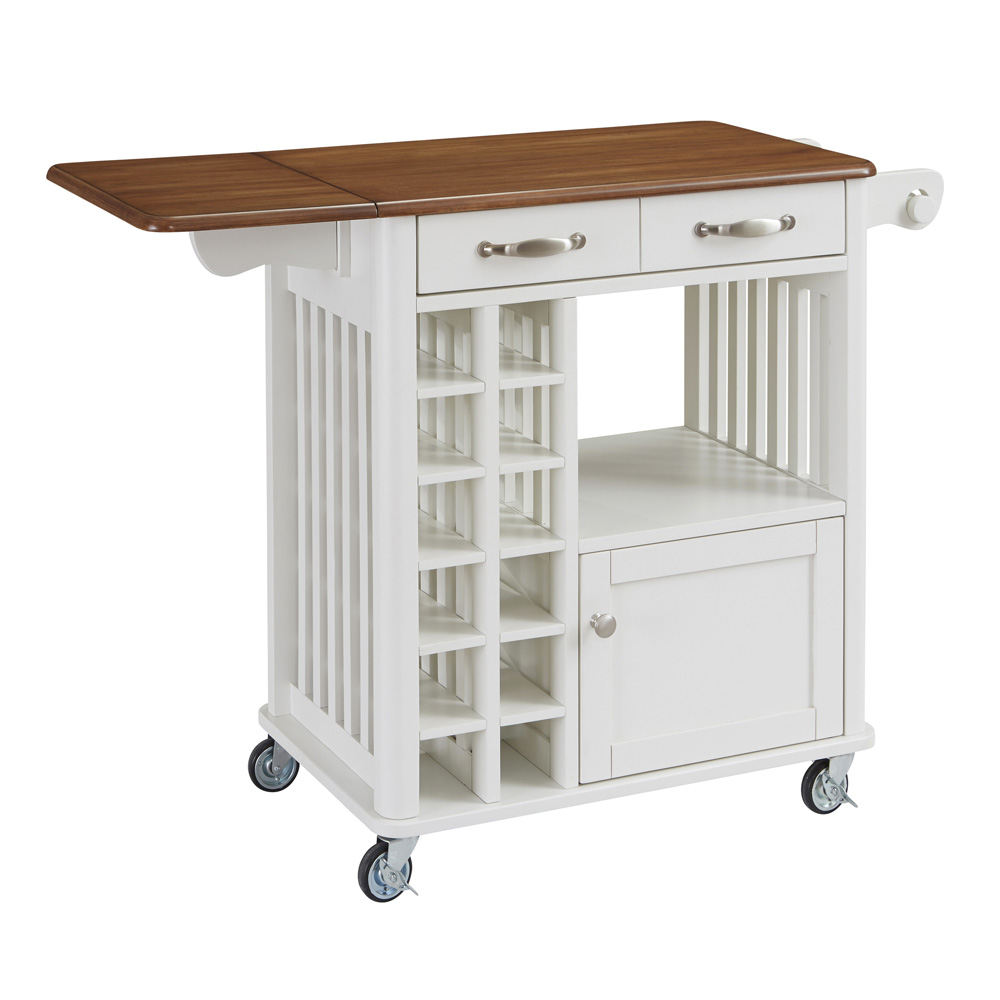 Home styles kitchen cart photo - 1