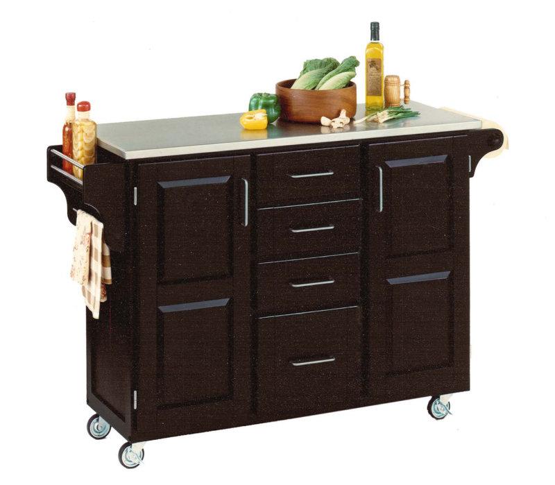 Home styles kitchen cart photo - 2