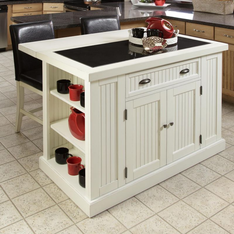 Home styles nantucket kitchen island photo - 2