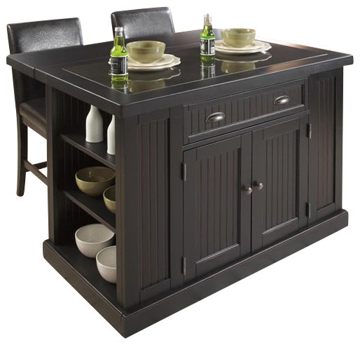 Home styles nantucket kitchen island photo - 3