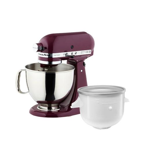 Ice cream attachment for kitchenaid mixer photo - 3