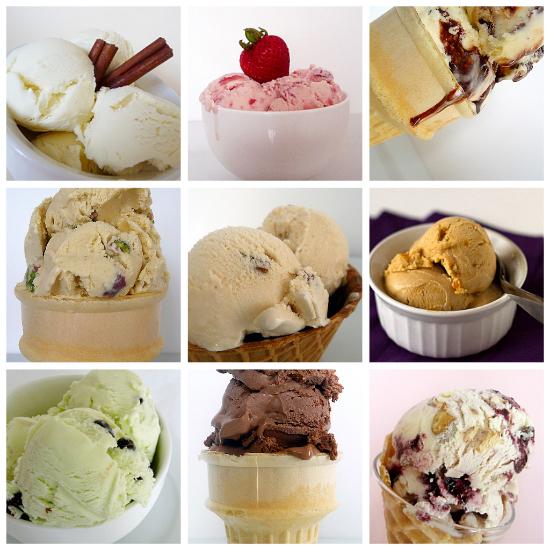 Ice cream kitchenaid photo - 1