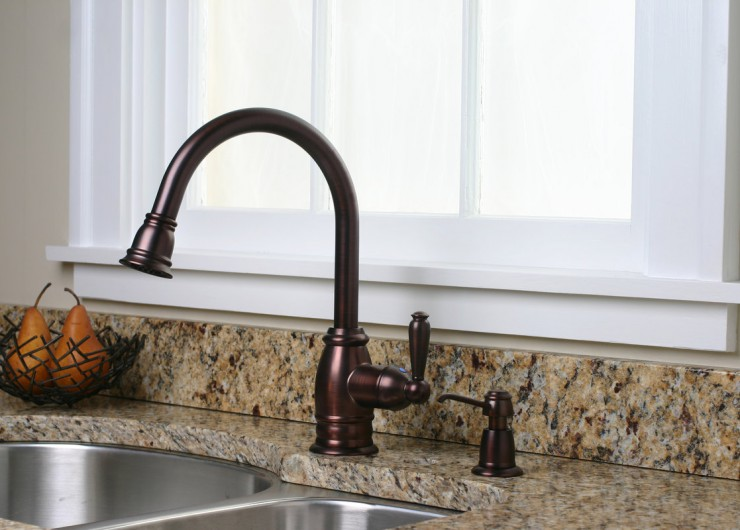 Inexpensive kitchen faucets photo - 2