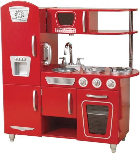 Kid kraft retro kitchen photo - 1